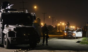 Former Mexico cartel leader guilty of killing DEA agent moved to