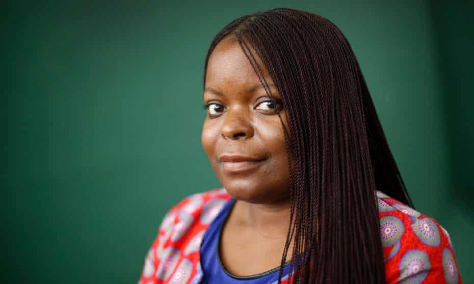 'Irresistible energy': Rotten Row author Petina Gappah