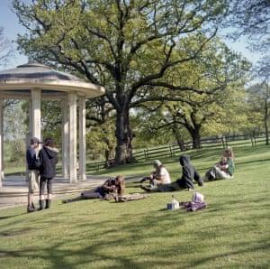The Magna Carta memorial