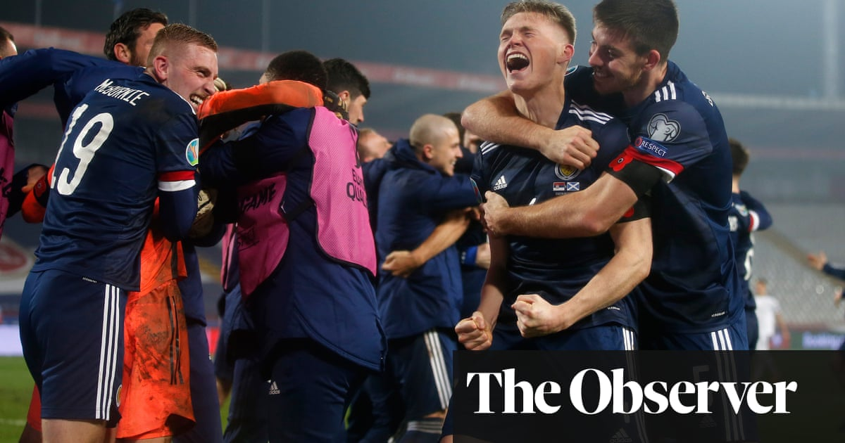 Steve Clarke urges Scotlands players to refocus sights on World Cup