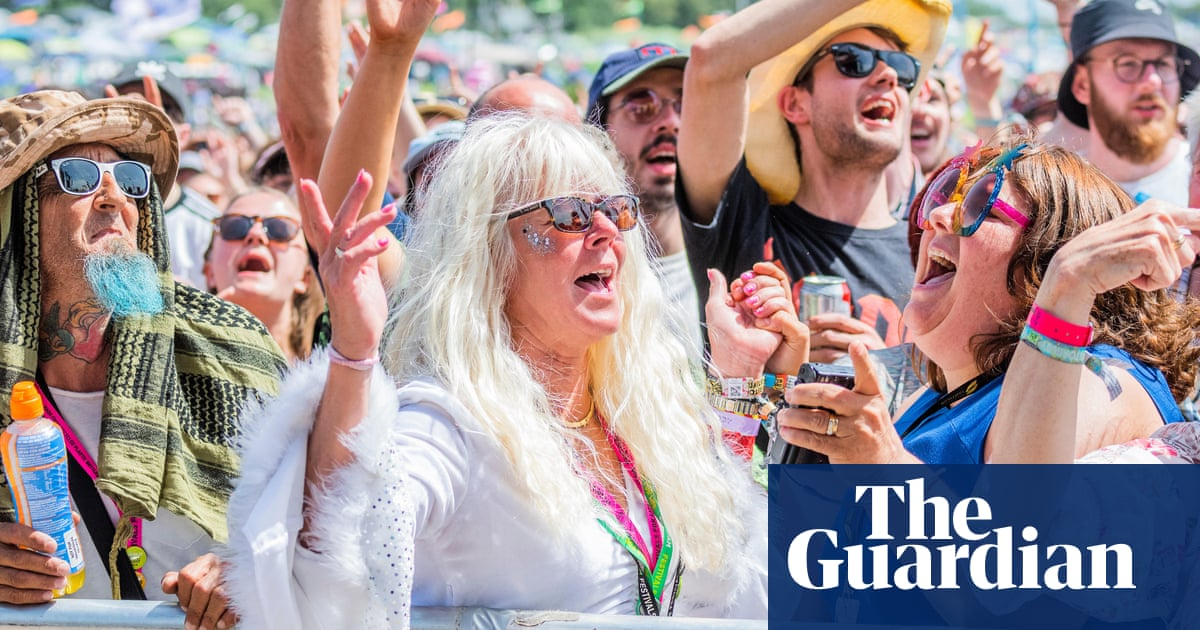 Glastonbury among those to share £400m from Covid recovery fund