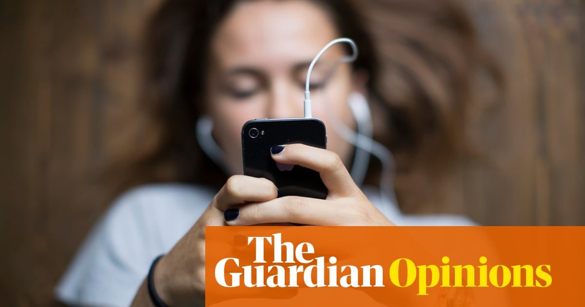 How Your Teens Phone Is Ruining Her >> Tech Bosses Limit Their Kids Time On Smartphones Why Shouldn T We
