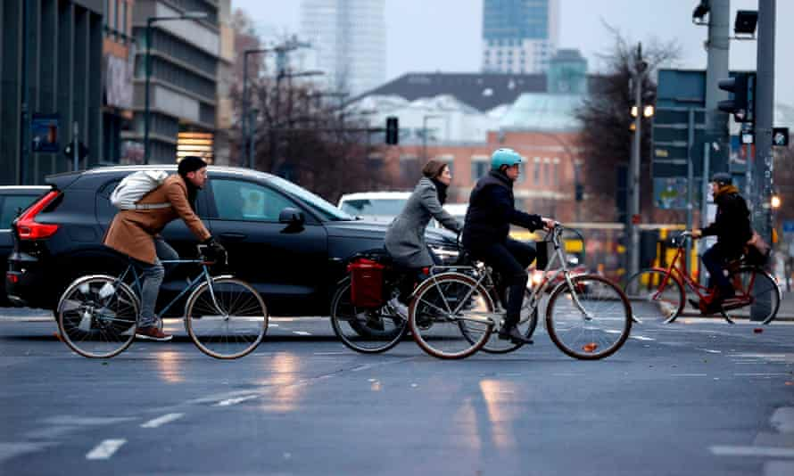 More active travel such as walking and cycling would save lives as well as curbing emissions, the study said.
