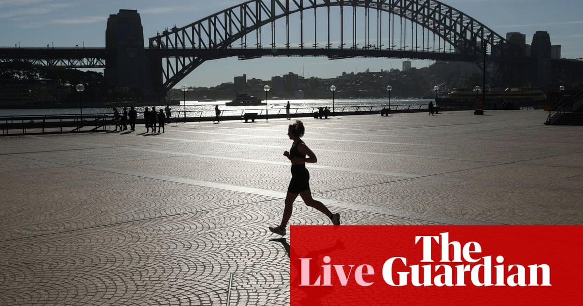 Australia Covid live update: Gladys Berejiklian to announce one-week Sydney lockdown extension