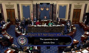 US Senate votes to acquit former President Donald Trump of incitement of insurrection.