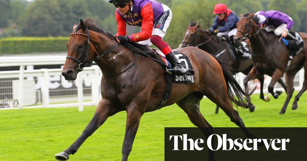 Reach For The Moon wins Solario to give Queen jubilee Derby chance