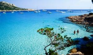 France, Corsica, Mediterranean sea, Corse-du-Sud, Golfe de Roccapina