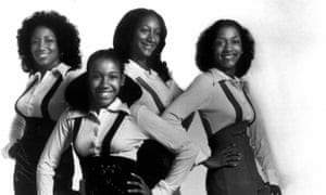 Disco family Sister Sledge.