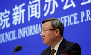 The Chinese vice commerce minister, Wang Shouwen, confirmed an initial trade deal with the US.