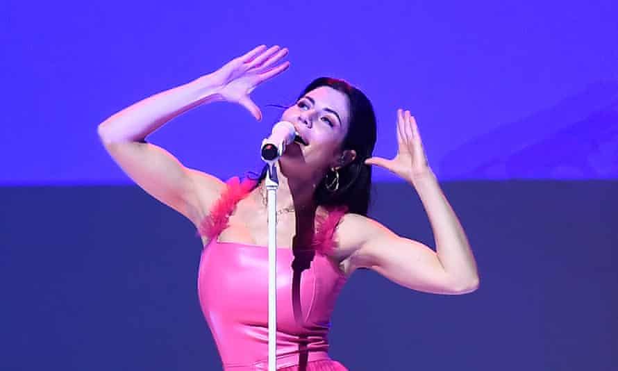 Marina at Royal Albert Hall.