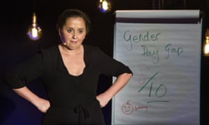 Luisa Omielan in an episode of Politics for Bitches.