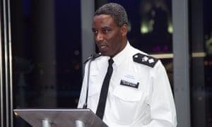 Chief superintendent Victor Olisa