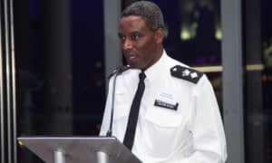 Chief Superintendent Victor Olisa, the Met's head of diversity