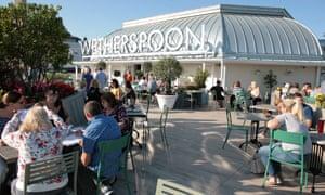 Wetherspoon pub in Ramsgate