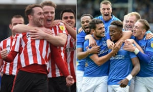 Sunderland will be looking to Aidan McGeady for goals while Portsmouth hopes rest with Jamal Lowe.
