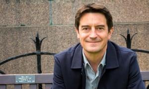Edinburgh international book festival director Nick Barley