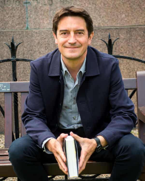 Nick Barley, thed irector of the Edinburgh international book festival.