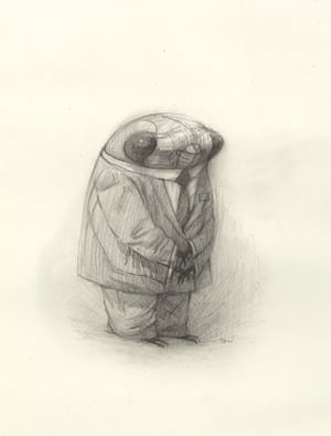 A character sketch of the eponymous cicada.