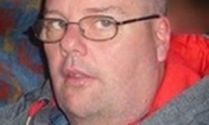 David Ellam, killed recently by a dog