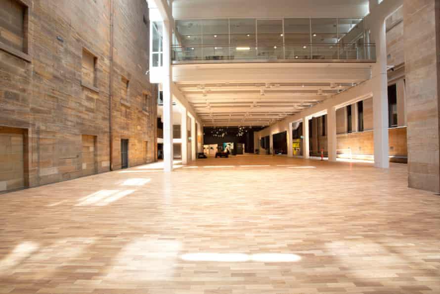 PhotographyThe Australian Museum's new Hintze Hall