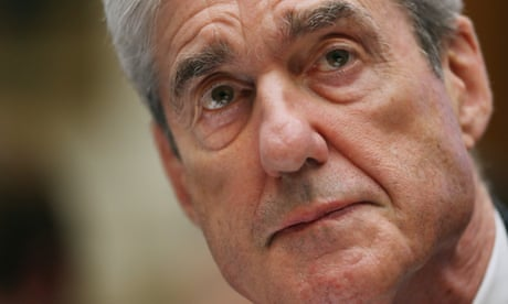 'It is not a witch-hunt': Mueller defends Trump-Russia inquiry findings – video highlights