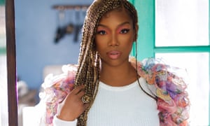 The 'vocal bible': Brandy's influence on R&B singing is legendary