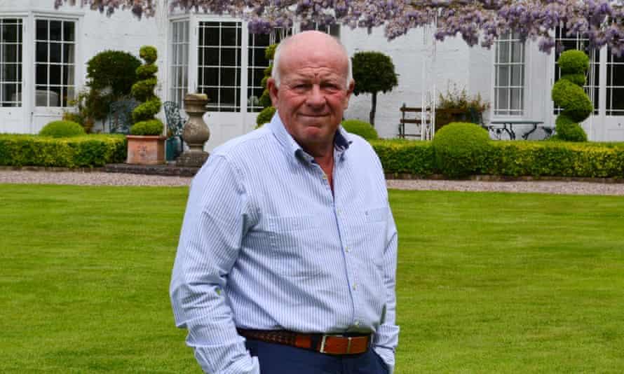 Businessman Peter Hargreaves