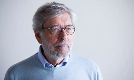'Optimism smacks of blindness': Domenico Starnone, an Italian writer based in Rome.
