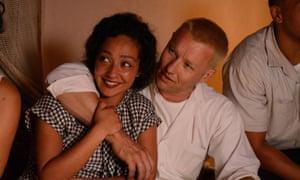 Ruth Negga Joel Edgerton Loving