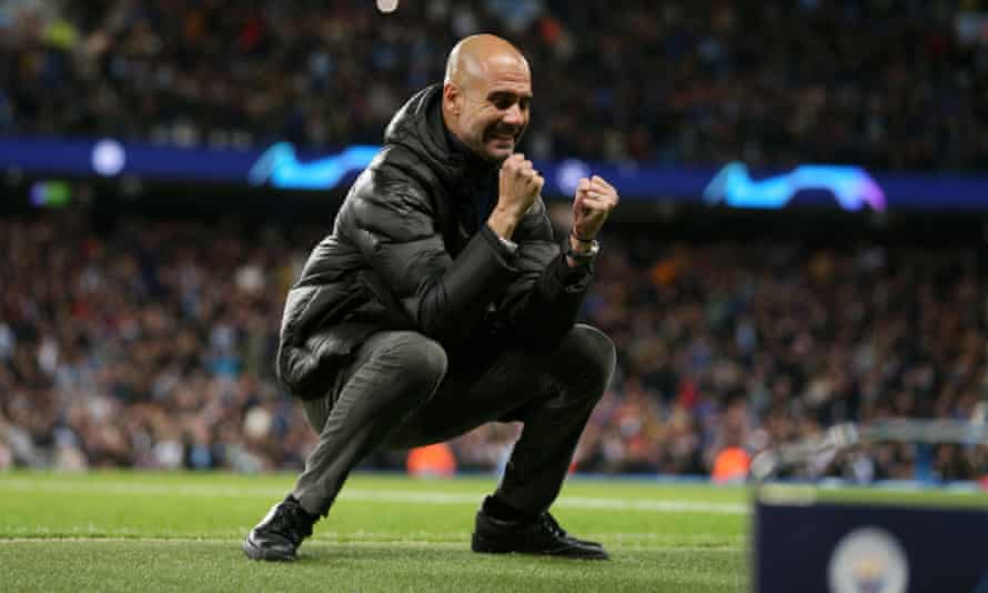 The verdict will delight Pep Guardiola and everyone at Manchester City.