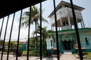 More than 100 inmates have tested positive for covid-19 at Indonesia's Kerobokan prison, on the island of Bali.