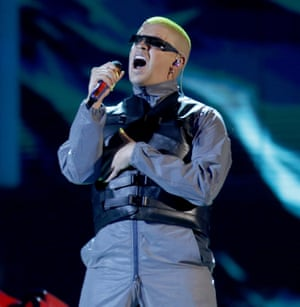 Bad Bunny, who has nine nominations at the 2020 Latin Grammys, tested positive for the virus.