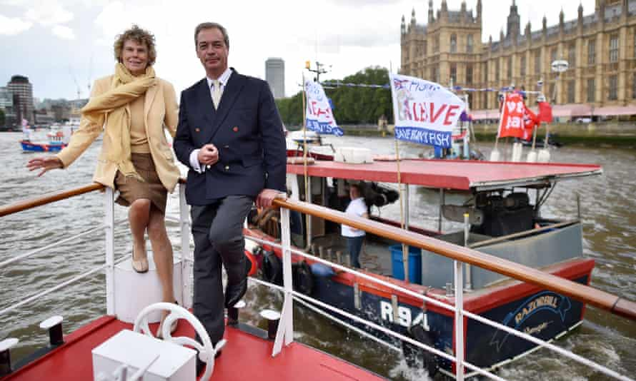 farage and hoey