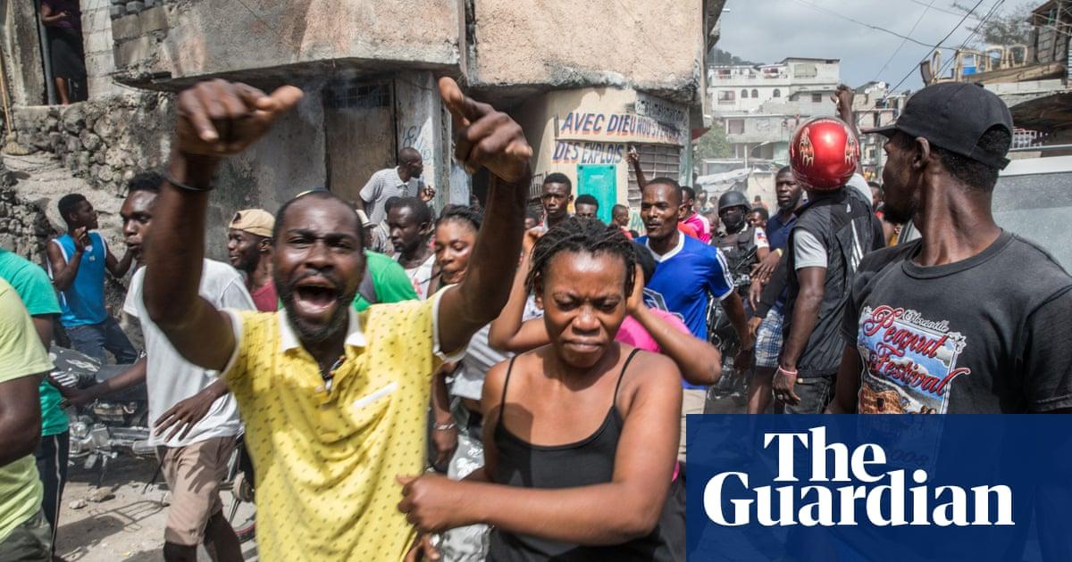 Haiti security forces arrest six alleged gunmen after president's assassination