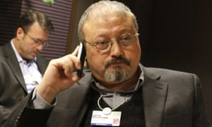 Jamal Khashoggi in 2011