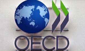 The OECD logo.