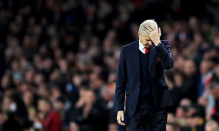 The relationship between Arsène Wenger and Arsenal looks more strained now than at any time in the Frenchman's 20-year tenure at the club.