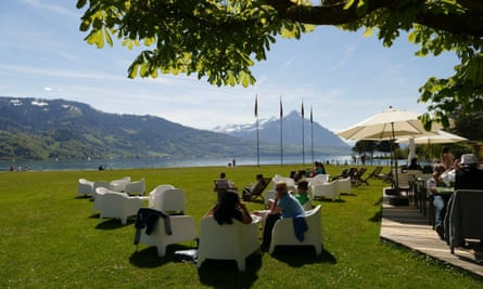 Camping Manor Farm, Interlaken