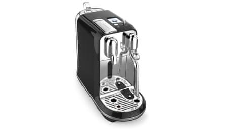 Barista machine with digital control, £399nespresso.com