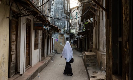 Traditionally, women and men in Stone Town have occupied separate spaces, but many female-only spaces have been lost as tourism booms.