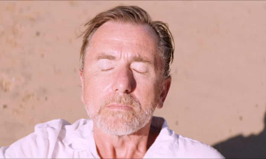 'He shrugs like a husband who forgot to put out the recycling' … Tim Roth in Sundown.