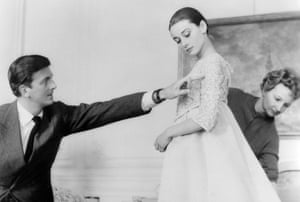 Givenchy with Hepburn