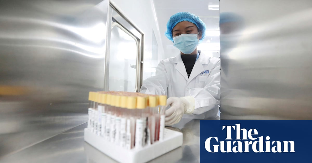 Prenatal test developed with Chinese military stores gene data of millions of women