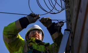 The commission proposes securing good jobs and increasing public investment in areas such as broadband.