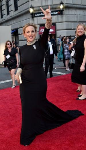 Actor Marlee Matlin