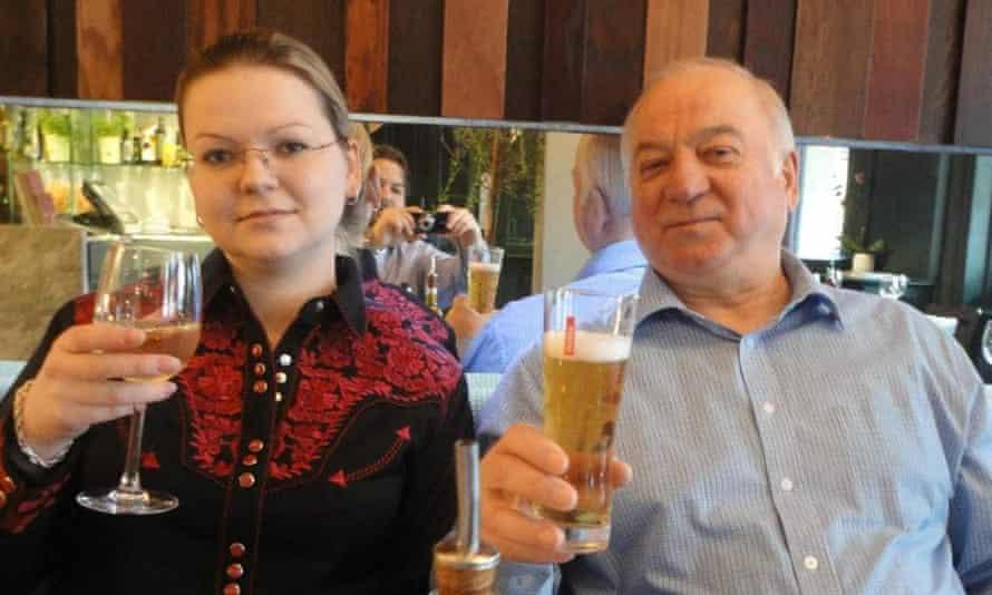 Sergei and Yulia Skripal