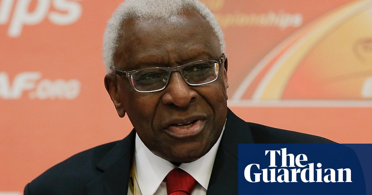 Claims of Russian doping deal as trial begins of former IAAF president Diack