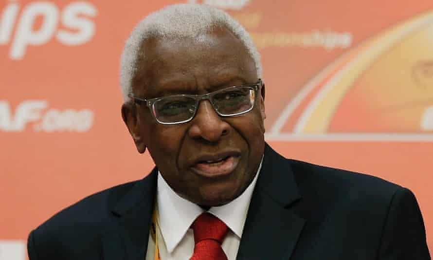 Former IAAF president Lamine Diack and son Papa Massata, who deny wrongdoing, are accused of having 'established a veritable organized criminal organisation'.