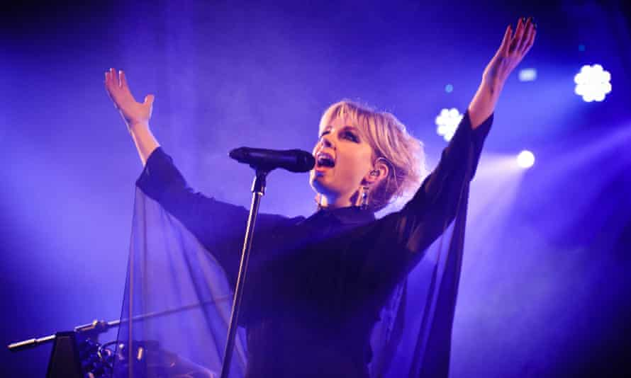 Little Boots … 'I'm like a boutique business.'