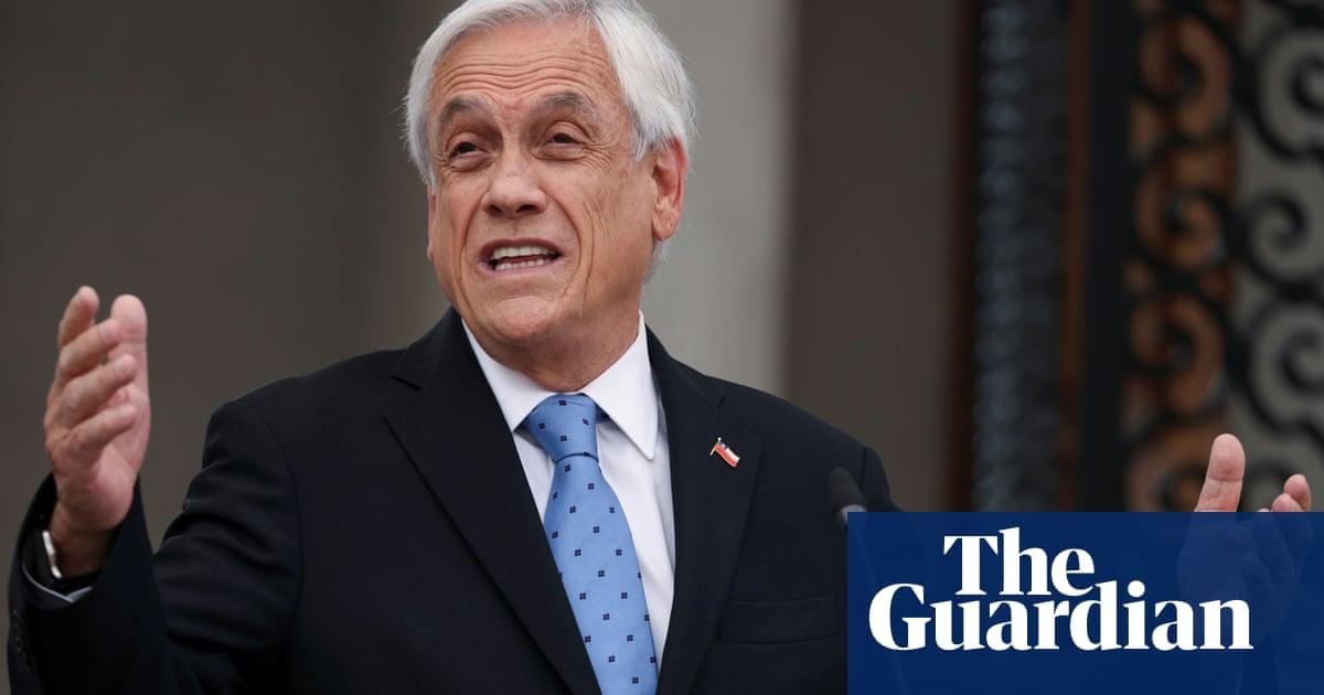 Chile president Piñera faces impeachment after Pandora papers leak